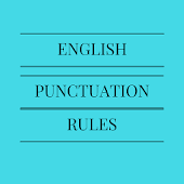 English punctuation Rules