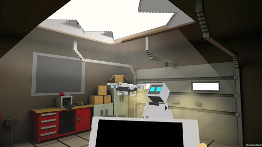 Robot Battle 1234 player offline mutliplayer game  captures d'écran 1