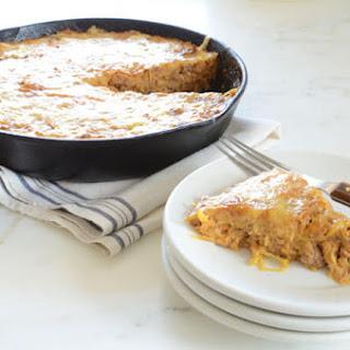 Mac and Cheese Skillet Casserole Recipe