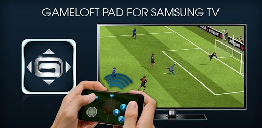 Gameloft Pad Samsung Smart TV APK