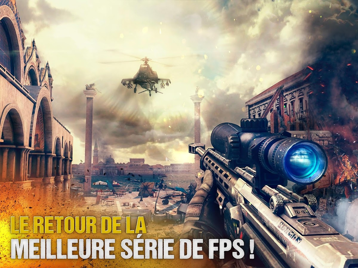 Modern Combat 5: Blackout – Capture d'écran