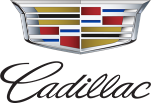 Android Auto Compatible car featuring Cadillac logo