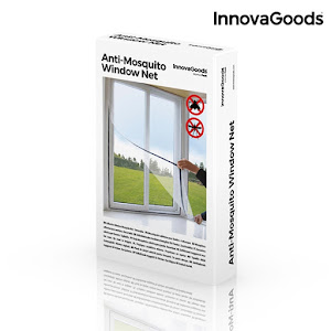 Set 2 x Plasa de tantari adeziva pentru fereastra