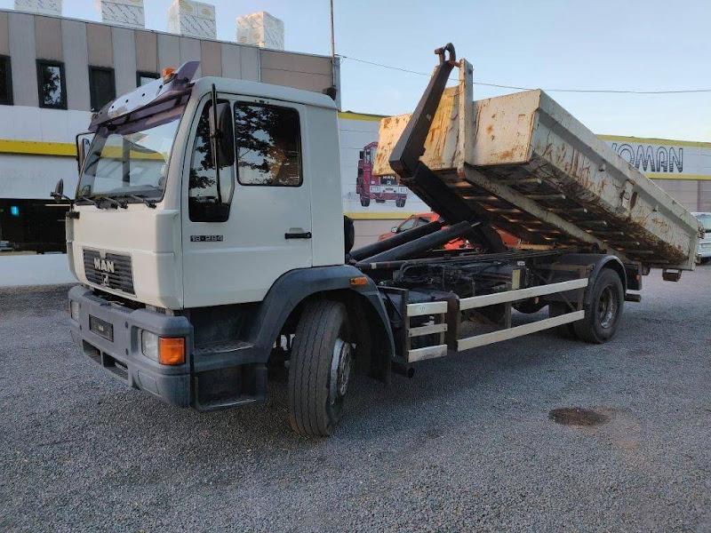 En we hebben ook een nieuwe 'camion'!
