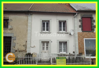maison à Mérinchal (23)