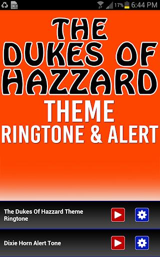 The Dukes of Hazzard Ringtone