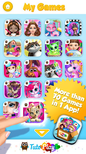 TutoPLAY Kids Games in One App 3.4.25 Screenshots 6