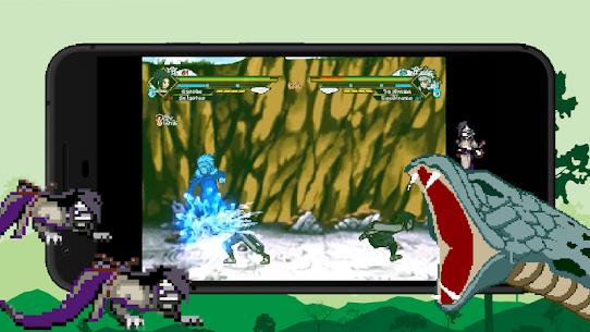Ninja Return: habilidad definitiva