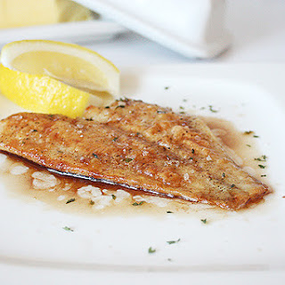 Fillets of Sole Muenière