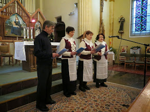 Photo: VI Фестиваль колядок «В Доме Марии». 17.01.2015.  Фото Юлия Карлова