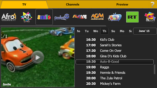 MTN TV+ screenshot 1