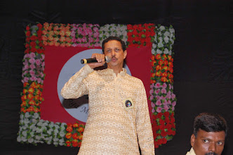 Photo: Dr. Inamdar