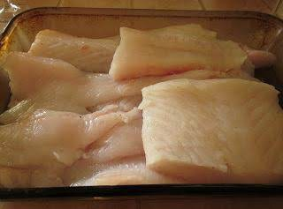 Halibut Caddy Ganty Recipe