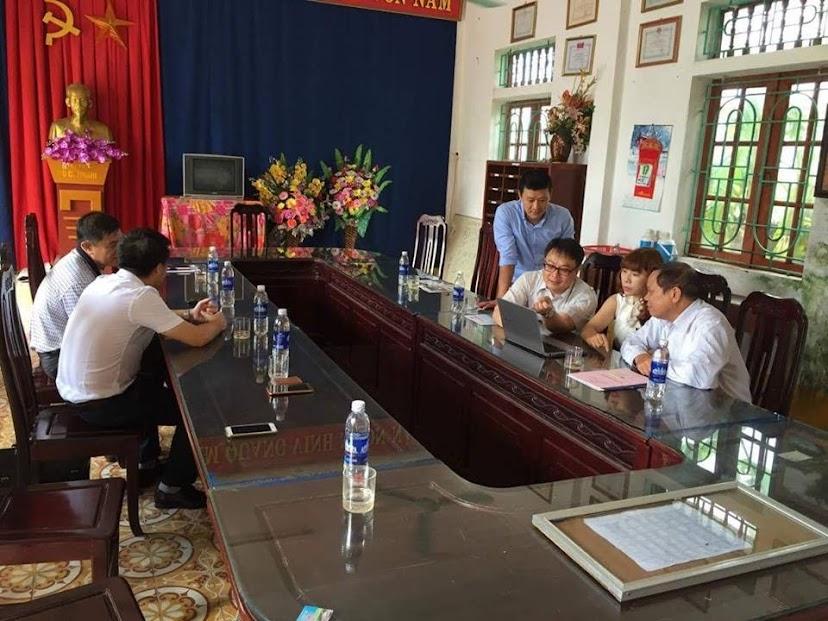 ICC Hà Nội cùng địa diện trường Busan