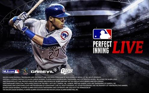 MLB Perfect Inning Live- screenshot thumbnail