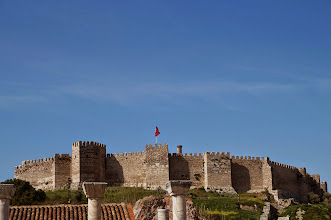 Photo: I've always wanted a picture of a castle