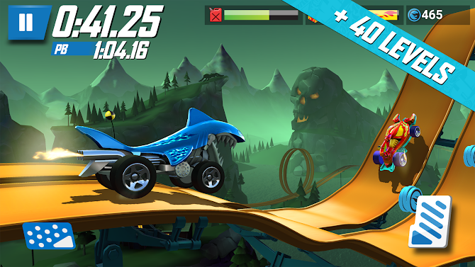 Hot Wheels: Race Off Android 4