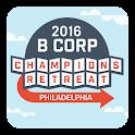 2016 B Corp Champions Retreat icon