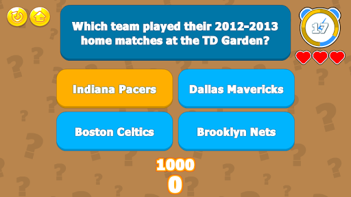 The NBA Trivia Challenge  screenshots 1