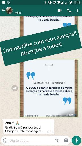 Salmo do Dia screenshot 3