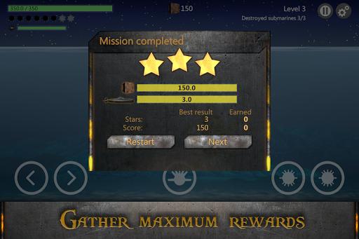 Sea Battle : Submarine Warfare screenshots 4