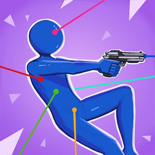 Shootout 3D Icon