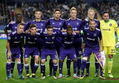 Details over de vetpercentages bij Anderlecht lekken uit: minstens één speler zit zelfs de helft boven het vereiste cijfer