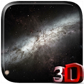 Galaxy 3D Video Live Wallpaper