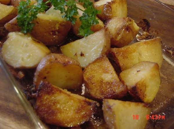 Bonnie's Honey Roasted Red Potatoes