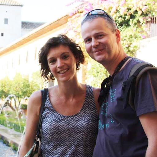 Séverine et Jeff participent au Brest Court pour soutenir L'Arche à Brest !
