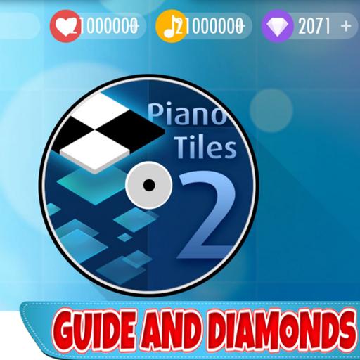 Diamond For Piano Tiles 2
