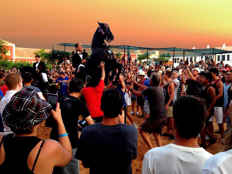Las fiestas de Sant Jaume en Es Castell (Menorca) di GabrieleT