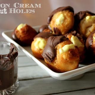 ~Boston Cream Doughnut Holes!.