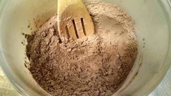 In a separate bowl combine flour, cocoa and baking soda and blend well. Add...