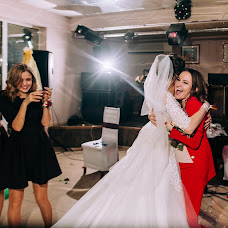 Wedding photographer Irina Sycheva (iraowl). Photo of 21.01.2018