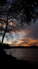 Photo: good night, lake wörthsee ~ http://jarogruber.blogspot.de/2016/12/worthsee.html