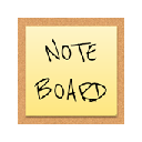 Note Board - Sticky Notes App