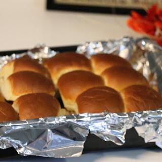 Thanksgiving Leftover Sliders Recipe