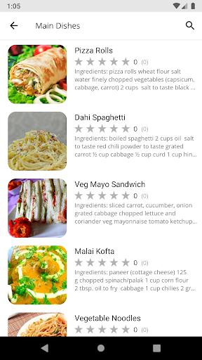 Cabbage Recipes 2.04 screenshots 2