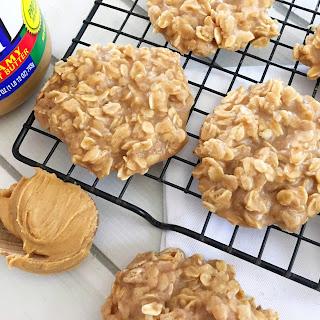 Peanut Butter No Bake Cookies!.