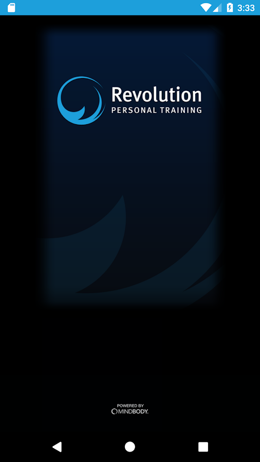 Revolution Personal Training- screenshot