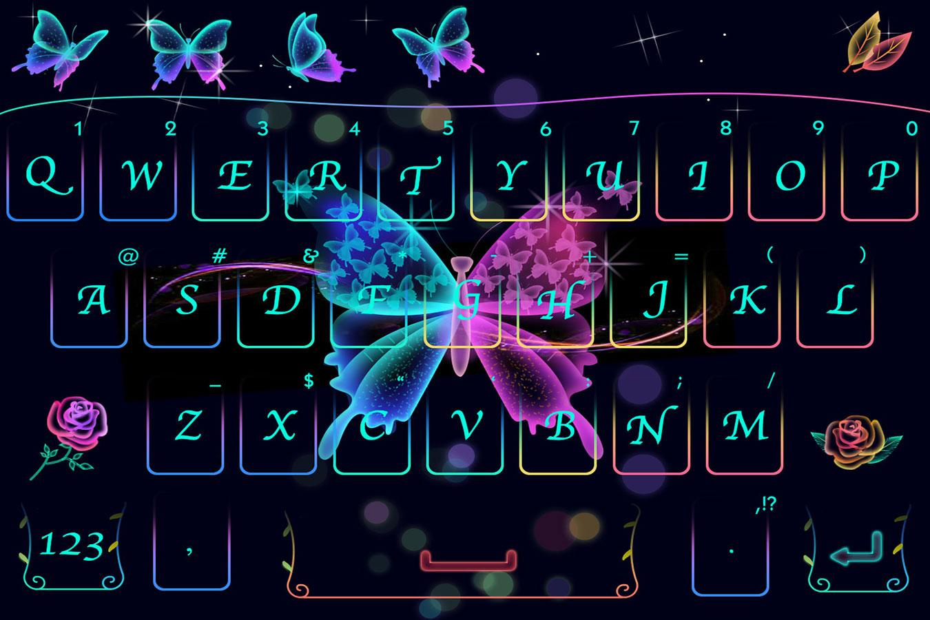 Butterfly keyboard android apps on google play butterfly keyboard screenshot buycottarizona