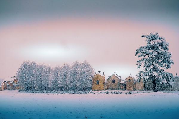 Ninetta mia, andare all'inferno, avrei preferito andarci d'inverno... di Sergio Locatelli