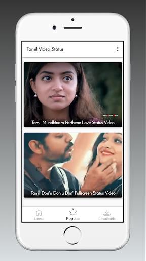 Tamil Video Status 2020 screenshot 4