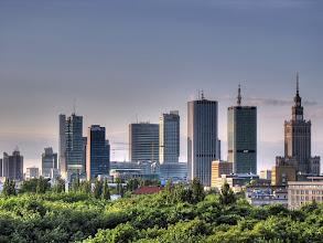 Photo: Poznávání Varšavy - virtuální prohlídka. Varšava.