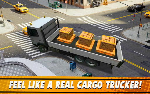 Euro Truck Simulator 2 : Cargo Truck Games 1.6 screenshots 6