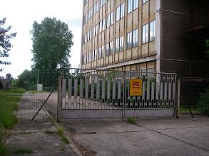 Photo: tędy się nie przejdzie :(