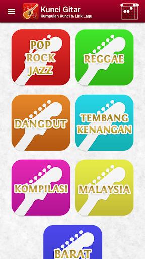 Kumpulan Kunci Gitar Indonesia 1.0.1 screenshots 1