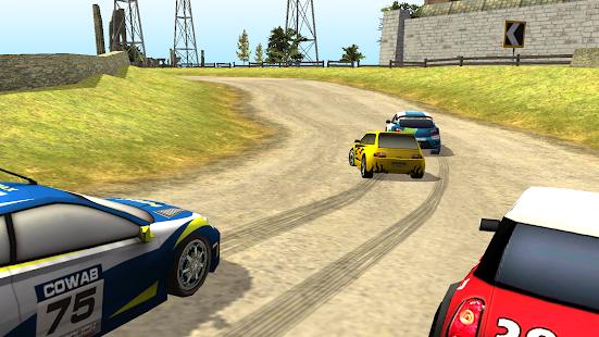 HD Rally Racing - náhled
