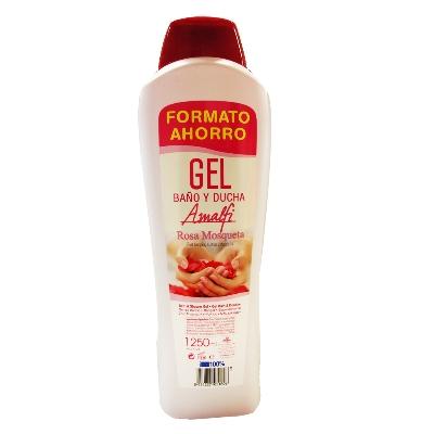 jabón liquido amalfi rosa mosqueta 1250 ml